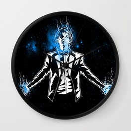 Regenerate Doctor! Wall Clock