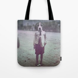 Beagle Boy Tote Bag