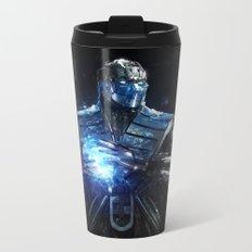 Sub-Zero Metal Travel Mug