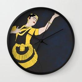 Mohiniyattam Classical Dance Kerala India Wall Clock