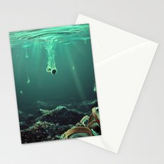 Missed Deadlines Stationery Cards