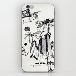 EXIT SERIES 2 iPhone Skin
