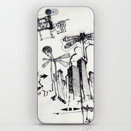EXIT SERIES 2 iPhone Skin