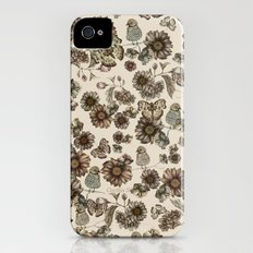 Silvestre pattern Slim Case iPhone (4, 4s)