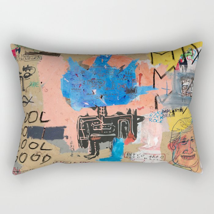 Mixato Rectangular Pillow