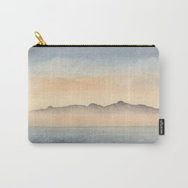 Golden Mist Carry-All Pouch