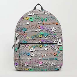 Some Bony Fish Backpack