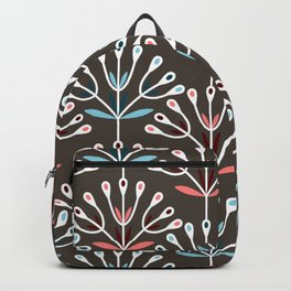 Daily pattern: Retro Flower No.7 Backpack