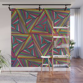 African Style No4 Wall Mural