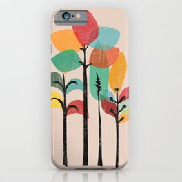 Tropical Groove iPhone Case