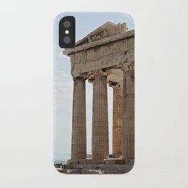 Parthenon. iPhone Case