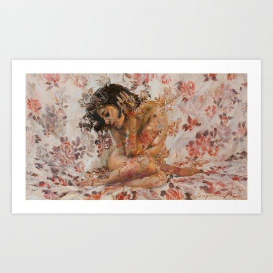 Mayflower Art Print