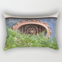 New Orleans Marigny Details Rectangular Pillow