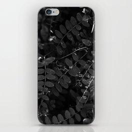 Dark nature iPhone Skin