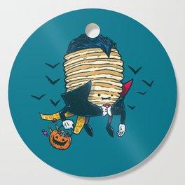 Spooky Pancake Cutting Board