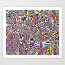 silicon iii Art Print