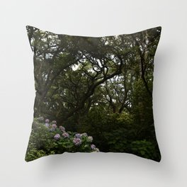 Nature is Neat Throw Pillow
