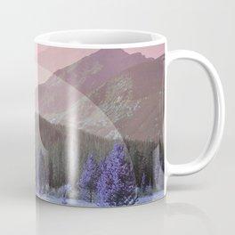 Mountain Mirror Coffee Mug