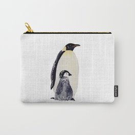 Manchot-pingouin-banquise Carry-All Pouch