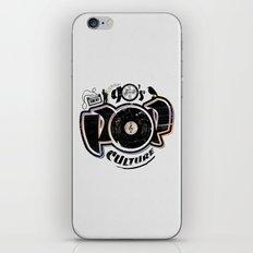 90's pop culture iPhone & iPod Skin
