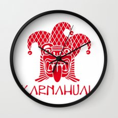 Karnahual Wall Clock