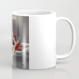 Mechanic sexy girl Coffee Mug