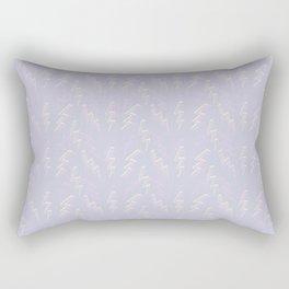 lightning bolt Rectangular Pillow