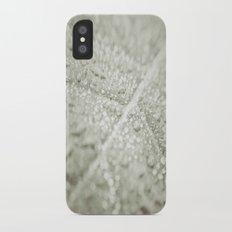 Change is inevitable iPhone X Slim Case