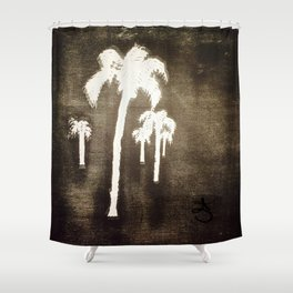 Shaking Those Trees Shower Curtain