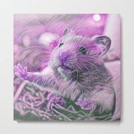 SmartMix Animal- Hamster Metal Print