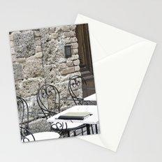 Cream Cafe - Tuscany Stationery Cards