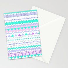 TWIN SHADOW by Vasare Nar and Kris Tate Stationery Cards