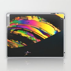 Play At Ease Of Time Laptop & iPad Skin