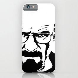Heisenberg Breakingbad Walterwhite iPhone Case