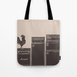 ATOMIC ROOSTER Tote Bag