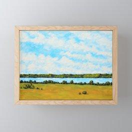 Skaneateles Lake by Mike Kraus Framed Mini Art Print