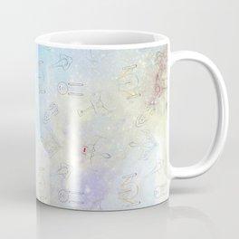 Little Ships Coffee Mug