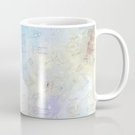 Little Ships Coffee Mug