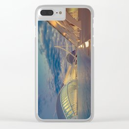 City of Arts and Sciences Clear iPhone Case