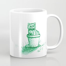 Catctus Coffee Mug
