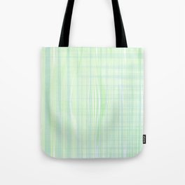 Looks like water droplet when you see from afar falling down the stripy background Tote Bag