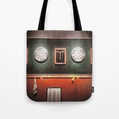 Dart Boards Tote Bag