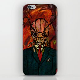 Mr. Kidface (Bug) iPhone Skin