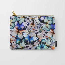 All of the Butterflies Carry-All Pouch
