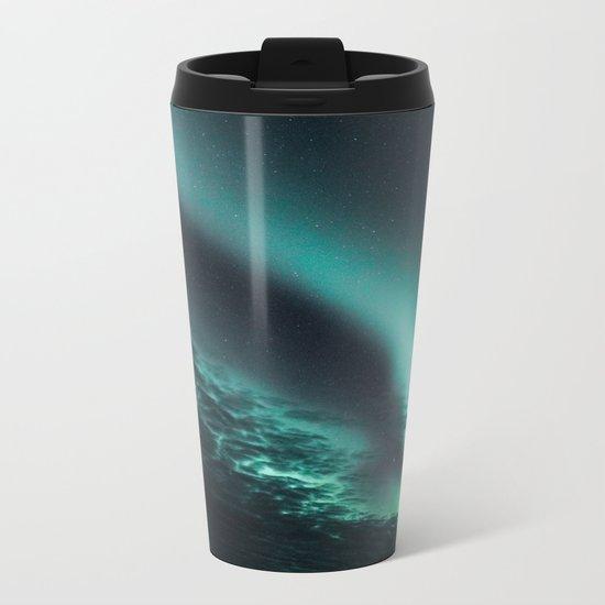 Aurora Borealis IV Metal Travel Mug