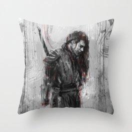 Maedhros The Tall Throw Pillow