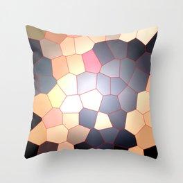 Beautiful tiles Throw Pillow