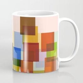 Geometric Landscape Coffee Mug