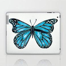Blue Morpho Butterfly Laptop & iPad Skin