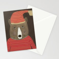 sutton bear Stationery Cards